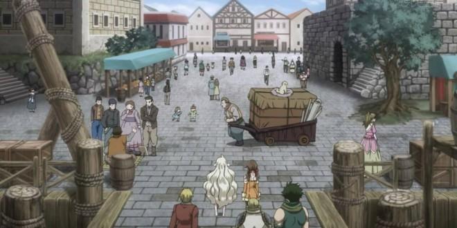 פיירי טייל פרק 269   Fairy Tail Episode 269