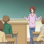 המורה שתמיד נואמת רגע לפני החופש